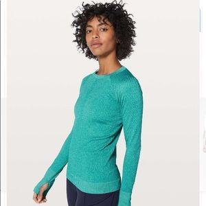 Rest Less Pullover green eucalyptus spirit 6 new